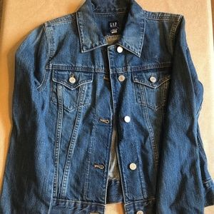 GAP Jean Jacket - Size S